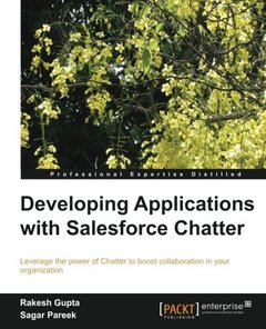 Developing Applications with Salesforce Chatter-cover