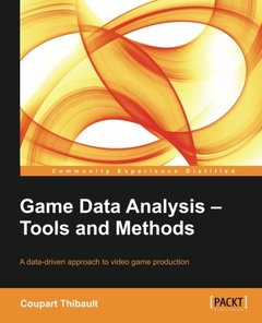 Game Data Analysis – Tools and Methods-cover