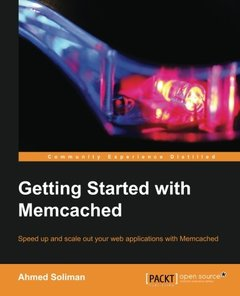 Getting Started with Memcached-cover