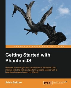 Getting Started with PhantomJS-cover