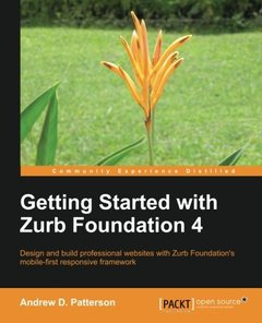 Getting Started with Zurb Foundation 4-cover