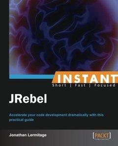 Instant JRebel-cover