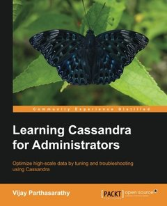 Learning Cassandra for Administrators-cover