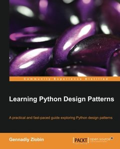 Learning Python Design Patterns-cover