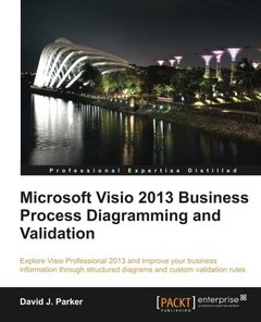 Microsoft Visio 2013 Business Process Diagramming and Validation-cover