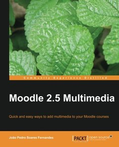 Moodle 2.5 Multimedia-cover