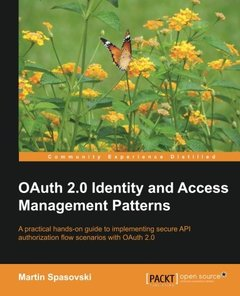 OAuth 2.0 Identity and Access Management Patterns-cover