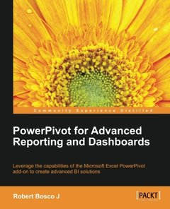 PowerPivot for Advanced Reporting and Dashboards-cover