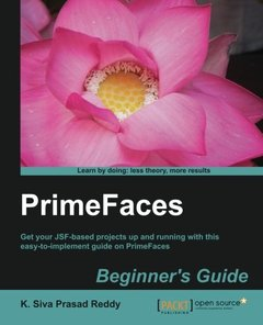 PrimeFaces Beginner's Guide-cover