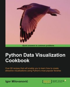 Python Data Visualization Cookbook-cover