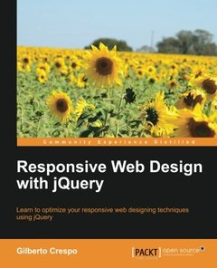 Responsive Web Design with jQuery-cover