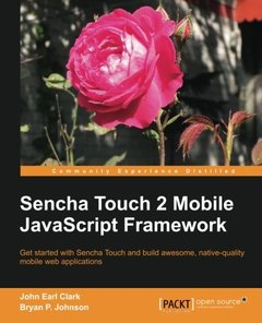 Sencha Touch 2 Mobile JavaScript Framework-cover