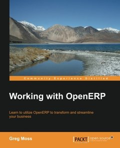 Working with OpenERP-cover