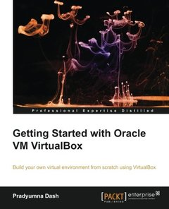 Getting Started with Oracle VM VirtualBox-cover