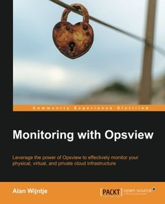 Monitoring with Opsview-cover