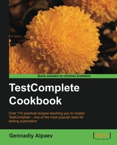 TestComplete Cookbook-cover