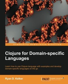 Clojure for Domain-specific Languages-cover