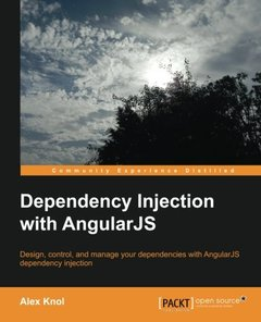 Dependency Injection with AngularJS-cover