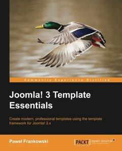 Joomla! 3 Template Essentials-cover