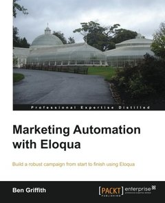 Marketing Automation with Eloqua-cover