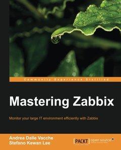 Mastering Zabbix-cover