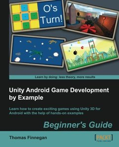 Unity Android Game Development by Example Beginner's Guide (Paperback)-cover