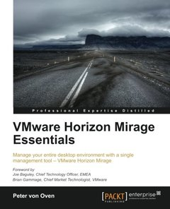 VMware Horizon Mirage Essentials-cover