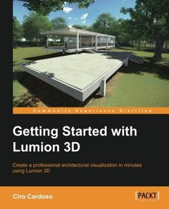 Getting Started with Lumion 3D-cover