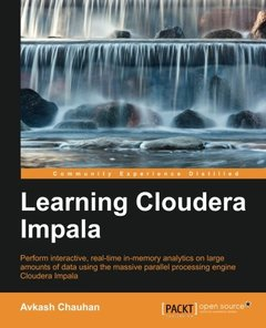 Learning Cloudera Impala-cover