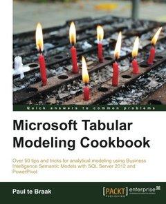 Microsoft Tabular Modeling Cookbook-cover