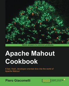 Apache Mahout Cookbook-cover