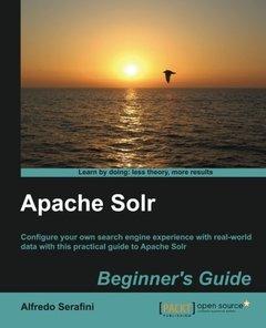 Apache Solr Beginner's Guide(Paperback)-cover