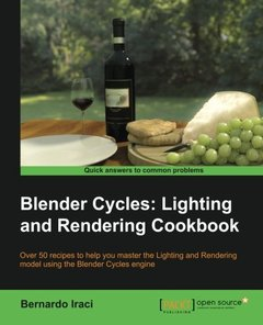 Blender Cycles: Lighting and Rendering Cookbook-cover