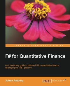 F# for Quantitative Finance-cover