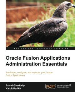 Oracle Fusion Applications Administration Essentials-cover