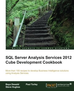 SQL Server Analysis Services 2012 Cube Development Cookbook-cover