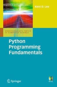 Python Programming Fundamentals (Paperback)-cover