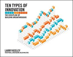 Ten Types of Innovation: The Discipline of Building Breakthroughs (Paperback)