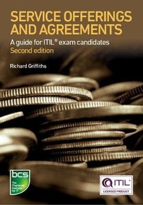 Service Offerings and Agreements: A Guide for Itil Exam Candidates, 2/e (Paperback)-cover