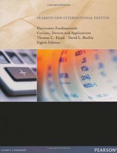 Electronics Fundamentals: Circuits, Devices and Applications, 8/e (NIE-Paperback)-cover