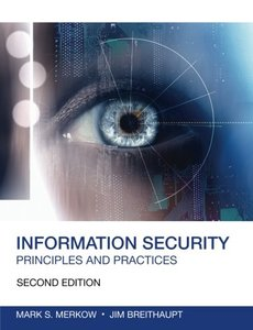 Information Security: Principles and Practices, 2/e (Paperback)-cover