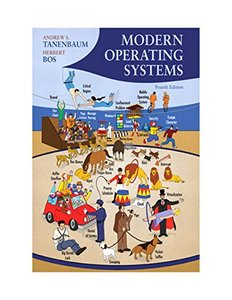Modern Operating Systems, 4/e (Hardcover)(美國原版)