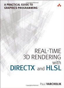 Real-Time 3D Rendering with DirectX and HLSL: A Practical Guide to Graphics Programming (Paperback)-cover