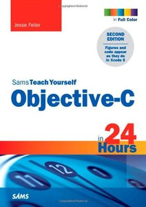 Sams Teach Yourself Objective-C in 24 Hours, 2/e (Paperback)-cover