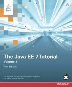 The Java EE 7 Tutorial: Volume 1, 5/e (Paperback)-cover