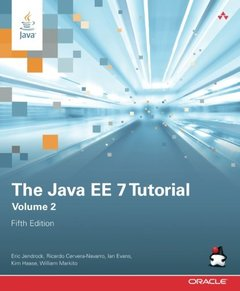 The Java EE 7 Tutorial: Volume 2, 5/e (Paperback)-cover