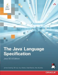 The Java Language Specification, Java SE 8 Edition (Paperback)