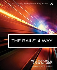The Rails 4 Way, 3/e (Paperback)-cover