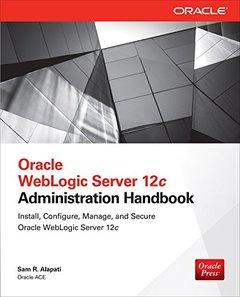 Oracle WebLogic Server 12c Administration Handbook (Paperback)-cover