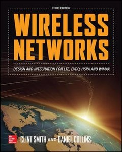 Wireless Networks, 3/e (Hardcover)-cover